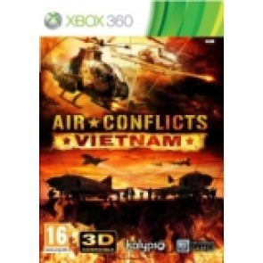 Air Conflicts: Vietnam Xbox 360_front_160