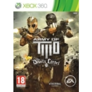 Army of Two: The Devil's Cartel  Xbox 360 rabljena_front_160