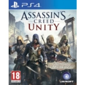 Assassin's Creed Unity (rabljena) PlayStation 4 (PS4)_front_160