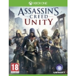 Assassin's Creed Unity (rabljena) Xbox One_front_2
