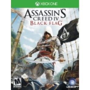 Assassin's Creed: Black Flag (rabljena) Xbox One_front_160