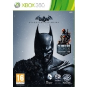 Batman: Arkham Origins  Xbox 360 rabljena_front_160