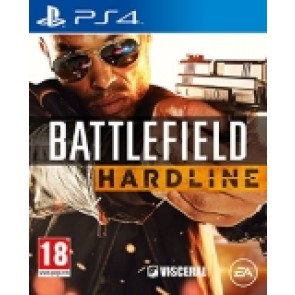 Battlefield Hardline (rabljena) PlayStation 4 (PS4)_front_160