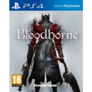 Bloodborne (rabljena) PlayStation 4 (PS4)_front_210