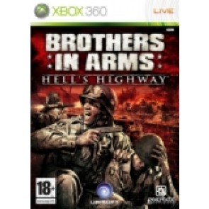 Brothers in Arms Hell's Highway  Xbox 360 rabljena_front_160