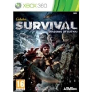 Cabela's Survival: Shadows of Katmai   Xbox 360 rabljena_front_160