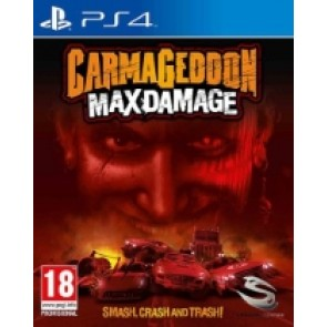 Carmageddon: Max Damage (nova) PlayStation 4 (PS4)_front_210