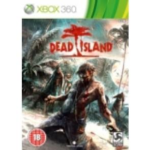 Dead Island Xbox 360 rabljena_front_160