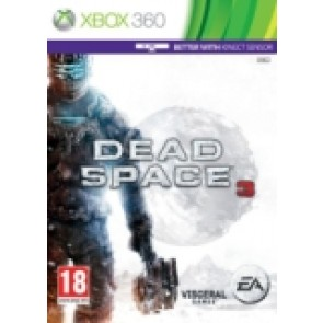 Dead Space 3 Xbox 360 kinect_front_160
