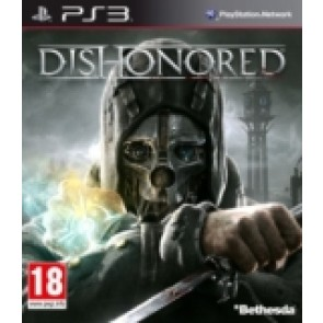 Dishonored PlayStation 3 (PS3) rabljena_front_160