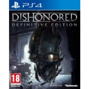 Dishonored (rabljena) PlayStation 4 (PS4)_front_2