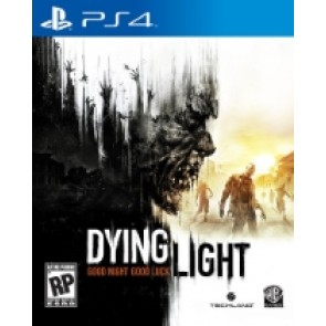 Dying Light (rabljena) PlayStation 4 (PS4)_front_210