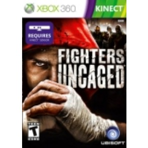 Fighters Uncaged Xbox 360_rabljena_kinect_front_160