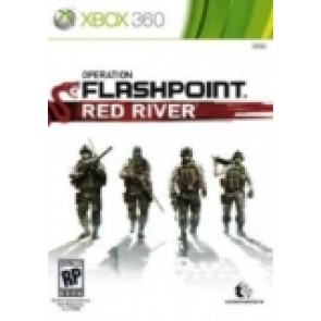 Operation Flashpoint Red River Xbox 360 rabljena_front_160.jpg