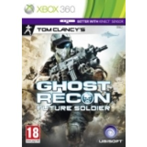 Ghost Recon Future Soldier Xbox 360 rabljena_kinect_front_160