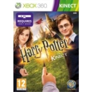 Harry Potter Xbox 360 kinect_front_160