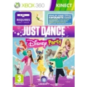 Just Dance: Disney Party rabljena Xbox 360 kinect_front_160