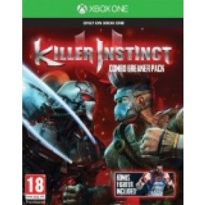 Killer Instinct (rabljena) Xbox One_front_160