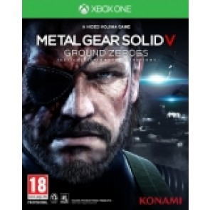Metal Gear Solid V: Ground Zeroes (rabljena) Xbox One_front_160