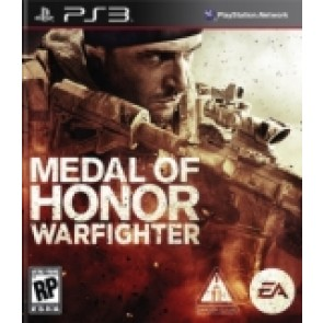 Medal Of Honor Warfighter (rabljena) Sony PlayStation 3 (PS3)_front_160