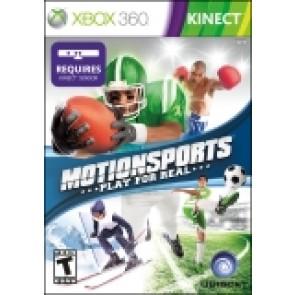 Motionsports Xbox 360 rabljena kinect front_160
