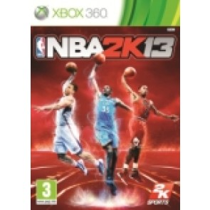NBA 2K13 rabljena Xbox 360 kinect_front_160
