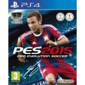 Pro Evolution Soccer PES 2015 (nova) PlayStation 4 (PS4)_front_2