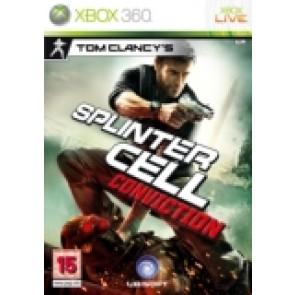 Tom Clancy's Splinter Cell Conviction Xbox 360 rabljena_front_160