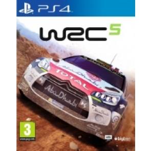 WRC 5 (nova) PlayStation 4 (PS4)_front_210